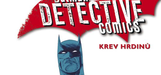 Batman Detective Comics, Krev hrdinů